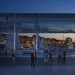 Norman Foster építi újjá a kikötőt Marseille-ben