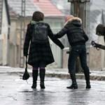 Ónos eső: megdicsérte az embereket a katasztrófavédelem