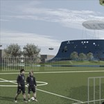 Ilyen futballstadion nincs több a világon - Ez lehet Zágráb új jelképe