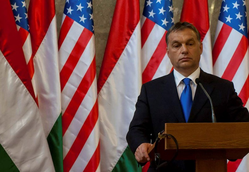 What can Orban expect Joe Biden to become president of the United States?