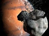 Új elmélettel álltak elő a tudósok, hogy miként keletkezett a Mars két holdja