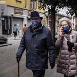 Naponta 80 halott, 2000 új fertőzött – interaktív térképen a járvány világhódító útja