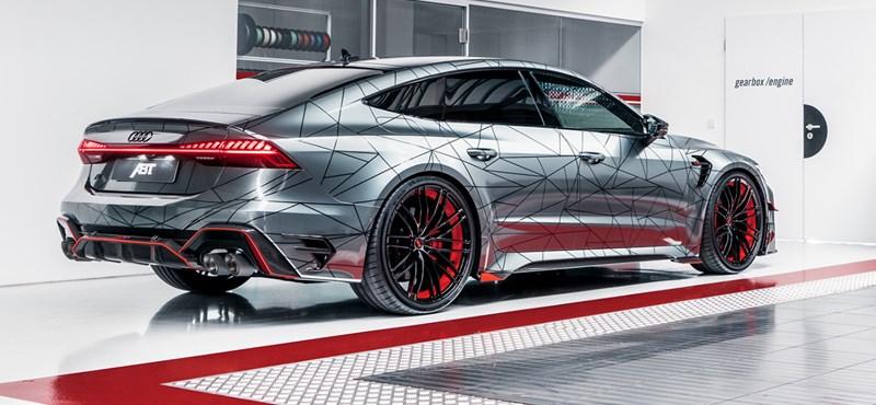 Csak 125 darab készül ebből a radikális Audi RS7-ből