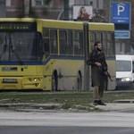 Terror Szarajevóban: megtámadták az amerikai nagykövetséget - videó