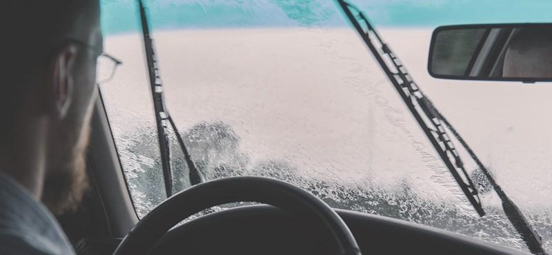 Az autók ablaktörlői lesznek a közösségi időjárás előrejelzők?