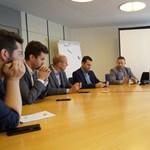 Ellenzéki kerekasztalt alapítottak Strasbourgban a magyar EP-képviselők