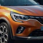 Leleplezték az új Renault Capturt, ami zöld rendszámot is kaphat