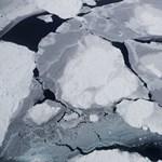 A kutatók sem értik, mi történt: nagyon összezsugorodott az Antarktisz körüli jég