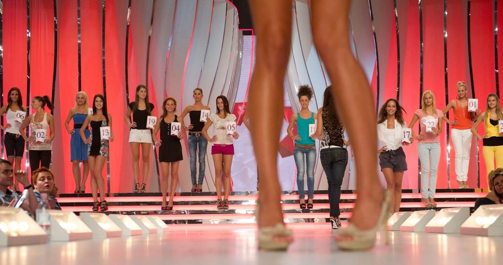 TV2 szépségkirálynő választás