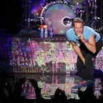 Coldplay: végig az emberek szemébe néztünk, amikor játszottunk