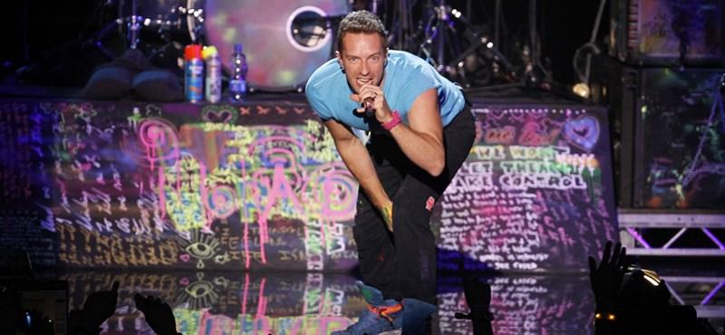 December elején jön az új Coldplay-lemez?
