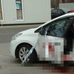 Késeléssel végződött két autós konfliktusa Kecskeméten