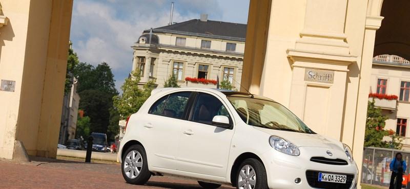 Nissan Micra DIG-S teszt: a dízel alkonya