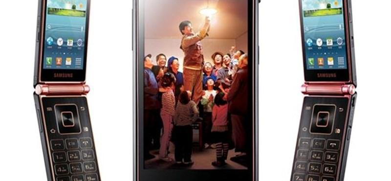 Gondolta volna, hogy ilyen telefont is készít a Samsung?
