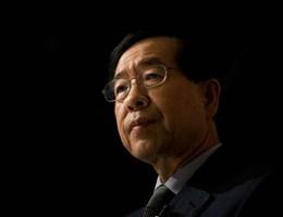 Holtan találták meg Szöul eltűnt polgármesterét