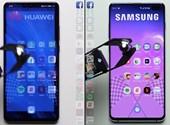 Összemérték a Galaxy S10+ és a Huawei P30 Pro sebességét – videó