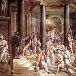Pápa a kádba' – szexi lubickolás a Vatikánban