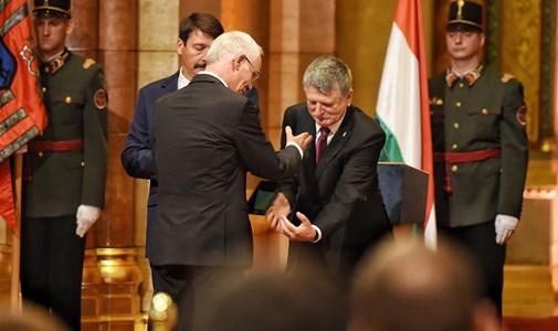 A hagyományok többszöri felrúgásával lehet a református zsinat elnöke Balog Zoltán
