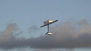Kábellel kikötnek egy repülőt, hogy energiát termeljen – az eredmény magáért beszél