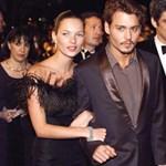 Jegygyűrűt villantott Johnny Depp