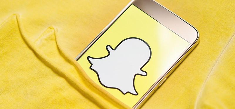"""Megőrjíti a világot a Snapchat """"babás"""" újítása"""