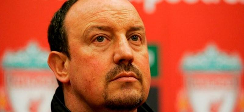 Benítez újra a Liverpoolról álmodik