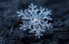 A Dunántúlon enyhe havazással búcsúzik a hét