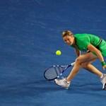 Nincs amerikai teniszező a legjobb 10-ben