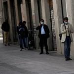 Hetek óta nem volt ilyen alacsony az elhunytak száma Spanyolországban