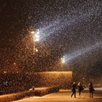 Megérkezett az igazi tél Kelet-Magyarországra