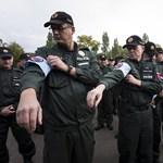 Magyarul beszélő rendőröket is küldött Szlovákia a déli határhoz