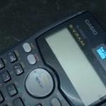 Ez történt: bejárta a netet a vizsgán puskázásra átalakított számológép videója