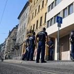 Több épület kiürítésével indult a nagy budapesti bombamentesítés – videó