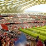 Európa első Eco stadionja lesz az új nizzai