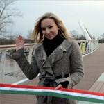 Videó: új gyalogoshíddal készül az EFOTT-ra Szolnok