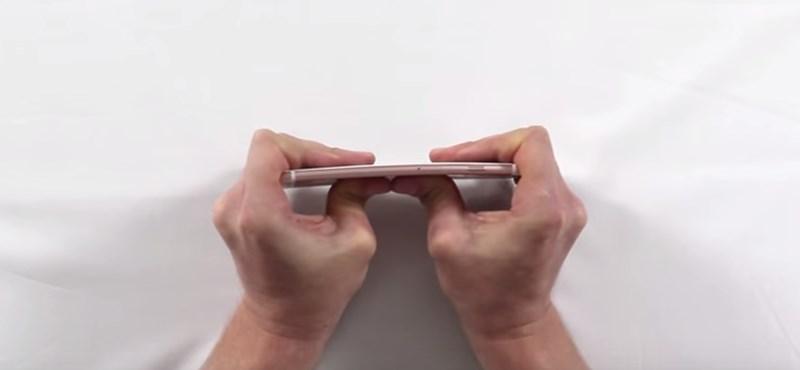 iPhone 6s Plus: és mi a helyzet a bendgate-tel?