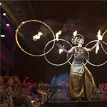 Tűz és kavalkád a Budapest Fashion Week kifutóján - fotók