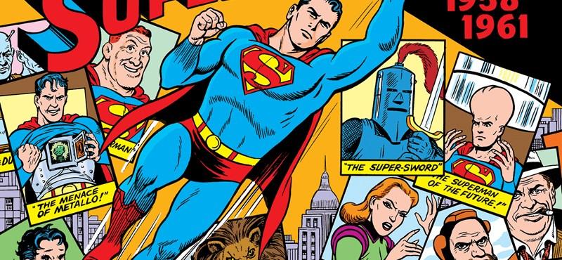 A magyar menekült Sándornak is segített Superman