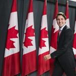 A hülye poén visszanyal: Justin Trudeau zuhanása