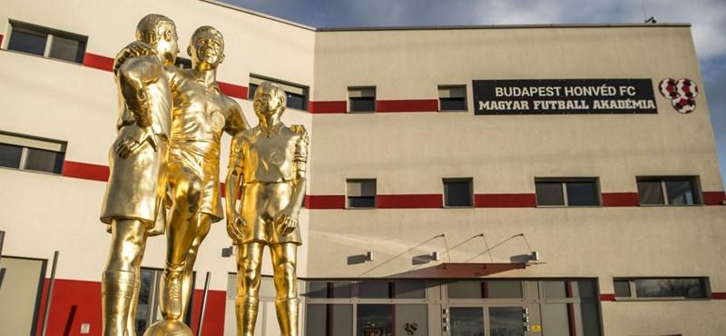 Kétmilliárdos hitel is kellett, hogy a Budapest Honvéd a NER közelébe kerüljön