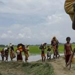 Szijjártó már a rohingya menekültek áradatától tart