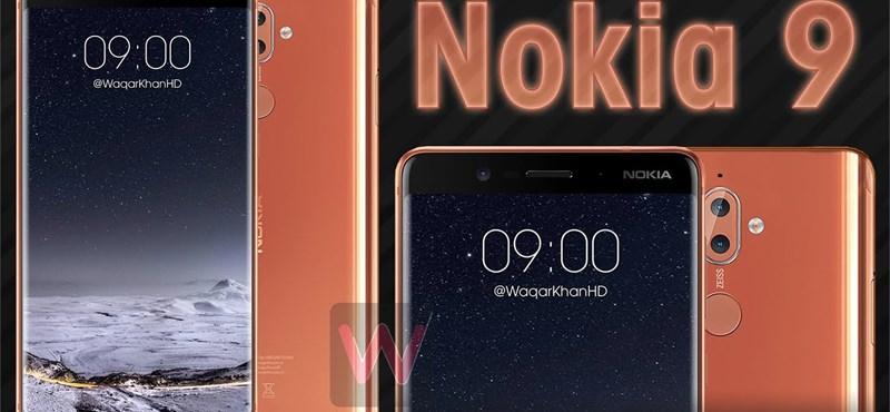 Jó lesz kézbe venni, ha tényleg ilyen lesz a Nokia 9