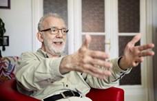 Feldmár András: Jó pszichoterápiában át lehet váltani a krízisekből