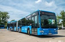 Nagyot változik a ferihegyi reptéri busz vasárnapi menetrendje