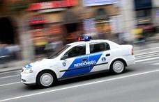 Rendőri felvezetéssel ment szülni egy nő Dunakeszin