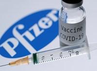 A Pfizer vakcinája december végén kaphat engedélyt az EU-ban