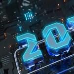 Mit tippel, milyen telefonnal kívánt boldog új évet a Huawei?
