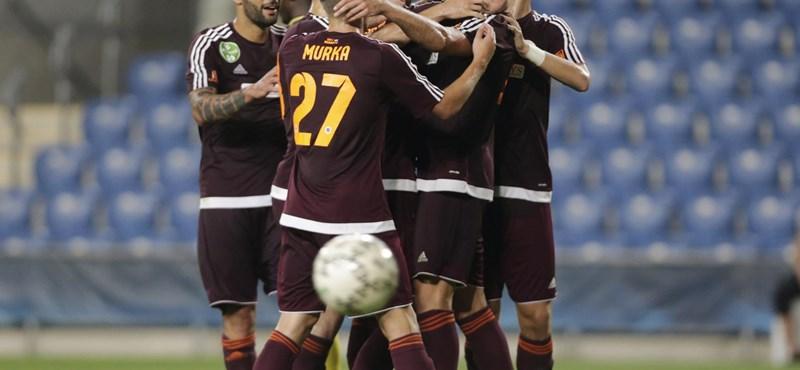 A Vasas tiltakozik a Nemzeti Sport Beitar elleni meccsel kapcsolatos gyanúsítgatása ellen