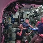Tizenöt éve folyamatosan van ember az űrben