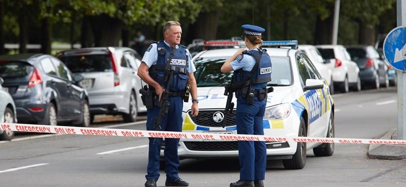 Tömeggyilkosság Új-Zélandon: 49 emberrel végeztek mecsetekre támadó fegyveresek